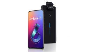 【業界トピックス】mineo、前後に回転するフリップカメラを搭載した「ZenFone 6」を9月10より販売開始